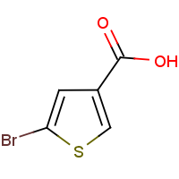 5-Bromothiophene-3-carboxylic acid 99%