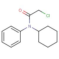 2-Chloro-N-cyclohexyl-N-phenylacetamide