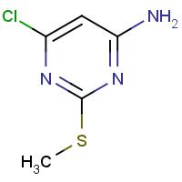 4-Amino-6-chloro-2-(methylthio)pyrimidine