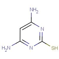 4,6-Diamino-2-sulphanylpyrimidine