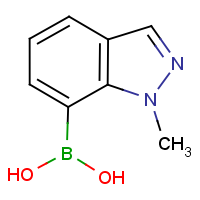 1-Methyl-1H-indazole-7-boronic acid