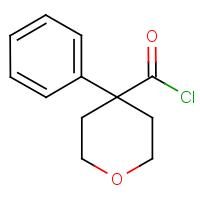 4-Phenyltetrahydro-2H-pyran-4-carbonyl chloride