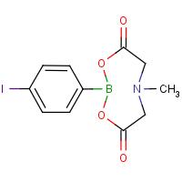 2-(4-Iodophenyl)-6-methyl-1,3,6,2-dioxazaborocane-4,8-dione