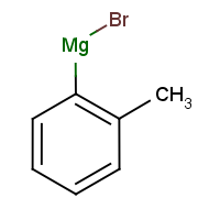 2-Tolylmagnesium bromide 2M solution in DEE