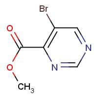 Methyl 5-bromo-4-pyrimidinecarboxylate