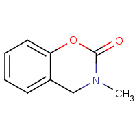 3-Methyl-3,4-dihydrobenzo[e][1,3]oxazin-2-one