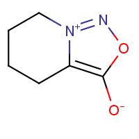 4,5,6,7-Tetrahydro-[1,2,3]oxadiazolo[3,4-a]pyridin-8-ium-3-olate