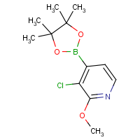 3-Chloro-2-methoxypyridine-4-boronic acid, pinacol ester