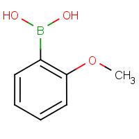 2-Methoxybenzeneboronic acid