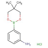 3-Aminobenzeneboronic acid, neopentyl glycol ester hydrochloride