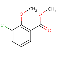 Methyl 3-chloro-2-methoxybenzoate