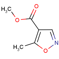 Methyl 5-methylisoxazole-4-carboxylate