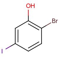 2-Bromo-5-iodophenol