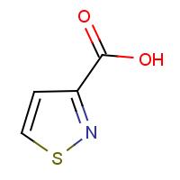 Isothiazole-3-carboxylic acid