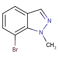7-Bromo-1-methyl-1H-indazole
