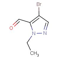4-Bromo-1-ethyl-1H-pyrazole-5-carbaldehyde