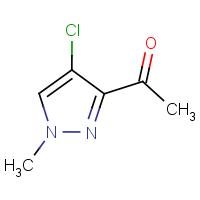 1-(4-Chloro-1-methyl-1H-pyrazol-3-yl)ethanone