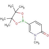 1-Methyl-5-(4,4,5,5-tetramethyl-1,3,2-dioxaborolan-2-yl)pyridin-2(1H)-one 98%