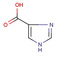 1H-Imidazole-4-carboxylic acid 98%