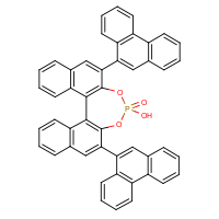 (R)-3,3'-Bis(9-phenanthryl)-1,1'-binaphthalene-2,2'-diyl hydrogen phosphate