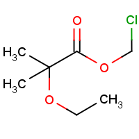 Chloromethyl 2-ethoxy-2-methylpropanoate