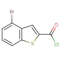 4-Bromobenzo[b]thiophene-2-carbonyl chloride