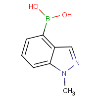 1-Methyl-1H-indazole-4-boronic acid