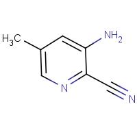 3-Amino-5-methylpyridine-2-carbonitrile