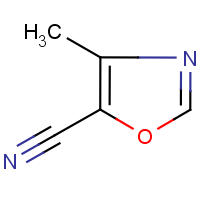 4-Methyl-1,3-oxazole-5-carbonitrile