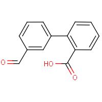 3'-Formyl-[1,1'-biphenyl]-2-carboxylic acid