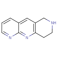 1,2,3,4-Tetrahydropyrido-[4,3-b][1,8]-naphthyridine 95+%