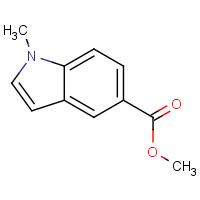 Methyl 1-methylindole-5-carboxylate