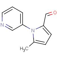 5-Methyl-1-(3-pyridinyl)-1H-pyrrole-2-carbaldehyde