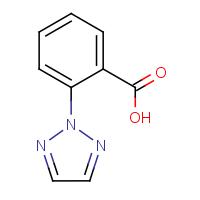 2-(2H-1,2,3-Triazol-2-yl)benzoic acid