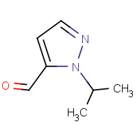 2-Isopropylpyrazole-3-carbaldehyde