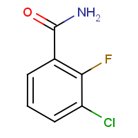 3-Chloro-2-fluorobenzamide