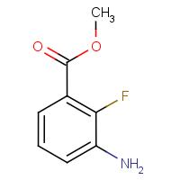 Methyl 3-amino-2-fluorobenzoate