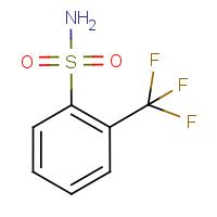 2-(Trifluoromethyl)benzenesulphonamide