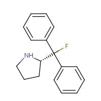 (S)-(-)-2-(Fluorodiphenylmethyl)pyrrolidine