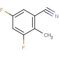 3,5-Difluoro-2-methylbenzonitrile