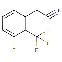 3-Fluoro-2-(trifluoromethyl)phenylacetonitrile