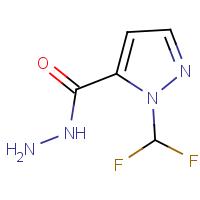 1-(Difluoromethyl)-1H-pyrazole-5-carbohydrazide