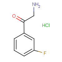 3-Fluorophenacylamine hydrochloride