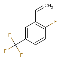 2-Fluoro-5-(trifluoromethyl)styrene