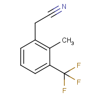 2-Methyl-3-(trifluoromethyl)phenylacetonitrile
