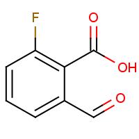 2-Fluoro-6-formylbenzoic acid