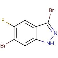 3,6-Dibromo-5-fluoro-1H-indazole