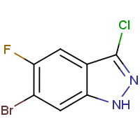 6-Bromo-3-chloro-5-fluoro-1H-indazole