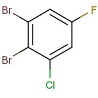 1,2-Dibromo-3-chloro-5-fluorobenzene