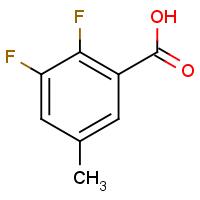 2,3-Difluoro-5-methylbenzoic acid 99%